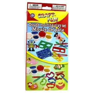 Toy Galaxy Craft Fun Dough Molding Play Set Toys & Games