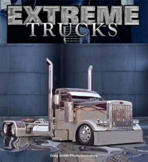 BARNES & NOBLE  Ultra Custom Semi Trucks by Bette S. Garber, MBI
