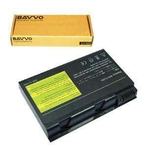 Bavvo Laptop Battery 8 cell compatible with ACER TravelMate 292ELMi