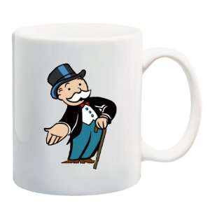 MONOPOLY MAN Mug Coffee Cup 11 oz: Everything Else