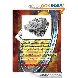 Diesel Common Rail Injection (Automotive Diesel Series) [Kindle