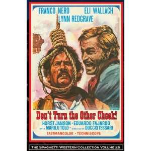 the Other Cheek: Eli Wallach Franco Nero, Duccio Tessari: Movies & TV