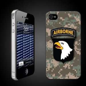 Military Divisions iPhone Case Designs 101st Airborne Division