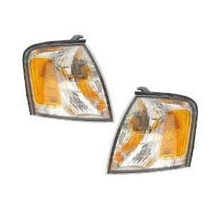 Toyota Avalon Park Signal Marker Light Driver/Passenger