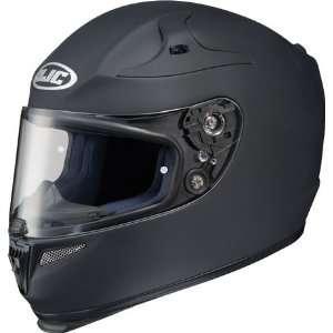 HJC RPS 10 Full Face Motorcycle Helmet Matte Black Medium