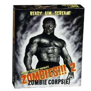 Zombies 2 Zombie Corps(e) 2nd Edition Toys & Games
