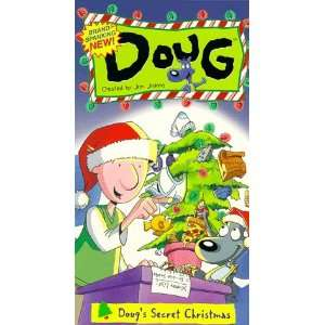 Brand Spanking New! Doug: Dougs Secret Christmas [VHS