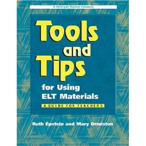 Tools and Tips for Using ELT Materials: A Guide for