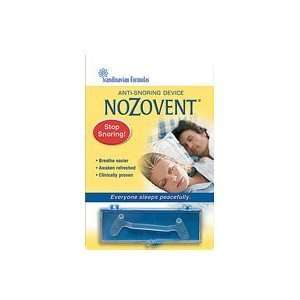Nozovent Anti Snoring Device For Peaceful Sleep by Scandinavian