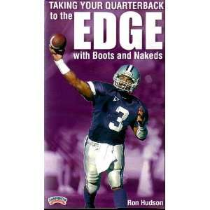 Your Quarterback to the Edge with Boots and Nakeds Ron Hudson VHS