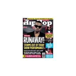 Hip Hop Weekly Nov. 2010 VARIOUS Books