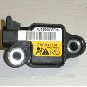 2007 09 GENUINE HUMMER H2 REAR SIDE IMPACT SENSOR 25854194 Automotive