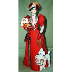 Mrs. Albee Avon awards figurine 1997