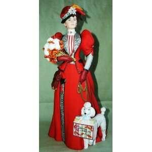 Mrs. Albee Avon awards figurine 1997 Everything Else