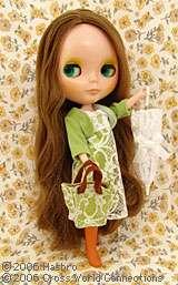 CWC Takara Tomy Neo Blythe doll Tea for Two Encore