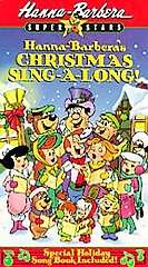 Hanna Barberas Christmas Sing Along VHS, 1995 014764115832