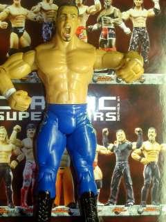 WWE WWF TNA EL CHAVO GUERRERO ACTION FIGURE WRESTLING