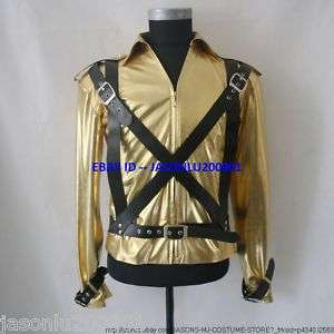 NEW MICHAEL JACKSON JACKET of Working Day and Night