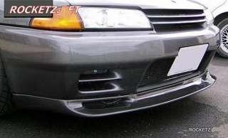 Skyline R32 GTR RB26DETT JDM Carbon Fiber Front Lip