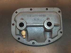 1975 and UP BORG WARNER SUPER T10 4 SPEED TRANSMISSION SIDE COVER 13