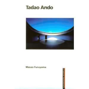 Tadao Ando (Studio paperback) (9780817654375) Masao Furuyama Books