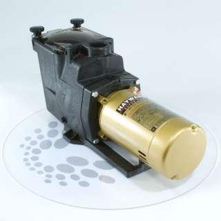 Hayward Super Pump High Performance 1 1/2HP Pool Pump   115/230V