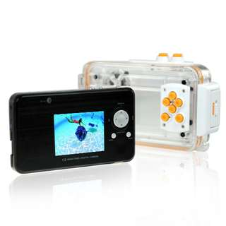 The Best New 5MP Digital WaterProof Water Scuba Dive Diving Camera