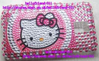 Hello kitty Bling Case Cover For Samsung Infuse 4G i997 #2