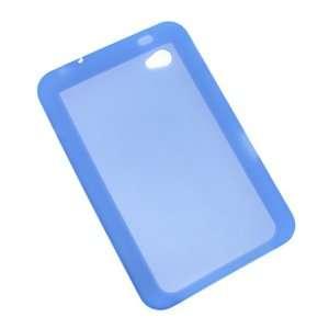 Silicone Skin Soft Cover Case for Verizon Samsung Galaxy Tab SCH I800