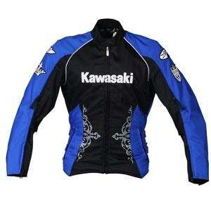 Joe Rocket Womens Kawasaki Jet Z Jacket   Medium/Black