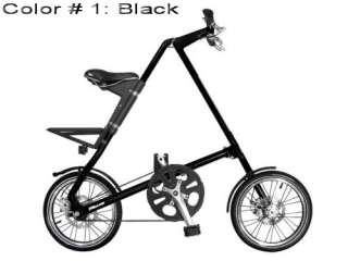 16 Folding bike cycle bicycle Aluminium Frame, 5 Colors Available