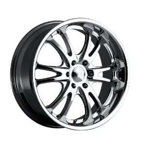 Boss Motorsports 313 Chrome Wheel (22x9.5/5x5) Automotive