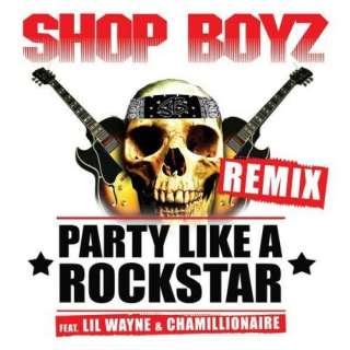 Star (Remix) feat. Chamillionaire & Lil Wayne [Explicit] Shop Boyz