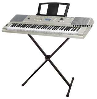 Yamaha ypg 235 76 key portable grand piano keyboard car for Ypg 235 yamaha