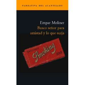 (Spanish Edition) (9788496489011): Empar Moliner Ballesteros: Books