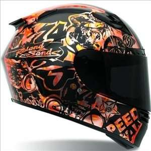 Bell Star RSD Speed Freak Carbon Full Face Motorcycle Helmet