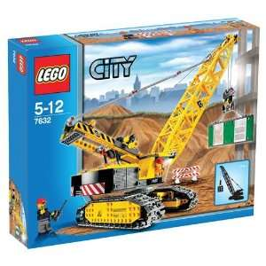 LEGO City Set #7632 Crawler Crane: Toys & Games