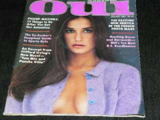 Customer Image Gallery for Oui Magazine October 1981
