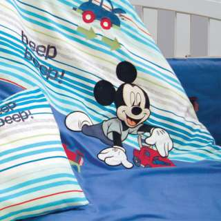Beep Mickey Mouse Baby Bedding Set   Everything You Need ***