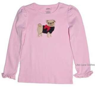 Gymboree Pups and Kisses Yorkie Dog Dress Shirt Skort Sweater UPIK NWT