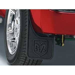 Ram Pickup Heavy Duty Rubber Splash Guards Automotive