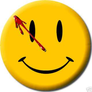 WATCHMEN SMILEY 1 pin button badge magnet MOORE GIBBONS 1985 COMEDIAN