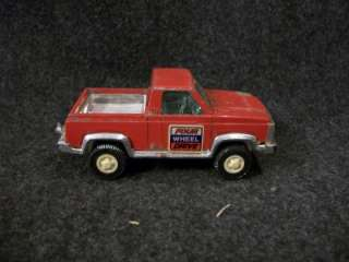 Diecast Tootsie Toy Chevy Luv Pick Up Truck