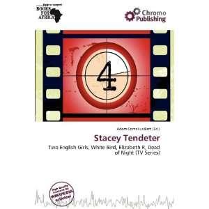 Stacey Tendeter (9786200511164) Adam Cornelius Bert Books