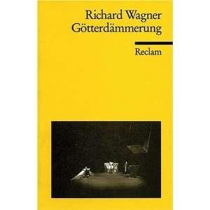 Buch, Wortlaut der Partitur (Universal Bibliothek) (German Edition