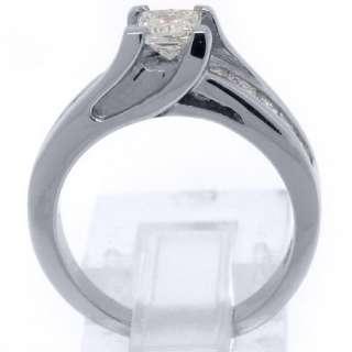 CARAT WOMENS DIAMOND ENGAGEMENT WEDDING RING PRINCESS SQUARE CUT