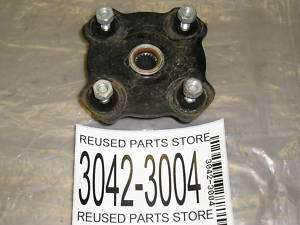 2002 ARCTIC CAT 400 ATV FOURWHEELER LEFT FRONT HUB