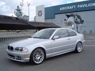 PACKAGES CSL STYLE SILVER RIM FIT BMW E46 E90 M3 325 328 335I