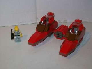 Lego 7119 Star Wars Twin Pod Cloud Car