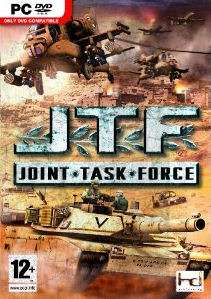 JTF JOINT TASK FORCE Combat Strategy PC game NEW in BOX 020626726016